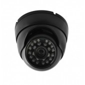 "(IPS-MC101DB) ""MINI-HD"" CVI 720P HD-CVI IR VANDAL DOME w/ 3.6mm Lens, 23IR & DC12V"