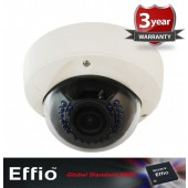 "(IPS-D992DVC) ""Dome-V"" 1/3"" Sony Effio-V IR 750TVL 960H Dome w/ 2.8-12MM Lens, 30LED IR, INDOOR & OUTDOOR 150FT in complete darkness and OSD"