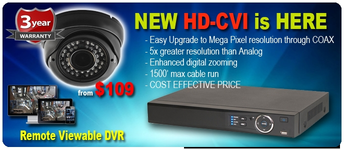 HD-CVI Technology