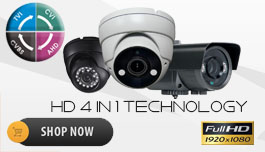 HD-CVI Security Solution