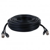 (IPS-L50FT) 50FT Video & Power Cable Indoor & Outdoor