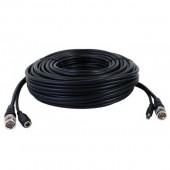 (IPS-L100FT) 100FT Video & Power Cable Indoor & Outdoor