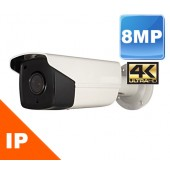 (IPS-2CD4A85F-IZS) 8MP 4K HD EXIR Bullet IP Camera Indoor & Outdoor 150FT in TOTAL DARKNESS