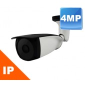 (IPS-420SBTW) 4MP Invisible IR BulletCamera Indoor & Outdoor 3.6mm Lens 100FT in TOTAL DARKNESS