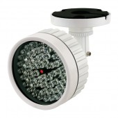 (IPS-LIRL40) Powered IR Illuminator Up to 170FT Indoor & Outdoor