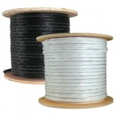 (IPS-L5FT) 500FT Siamese RG59 18/2 Video and Power Cable Indoor & Outdoor