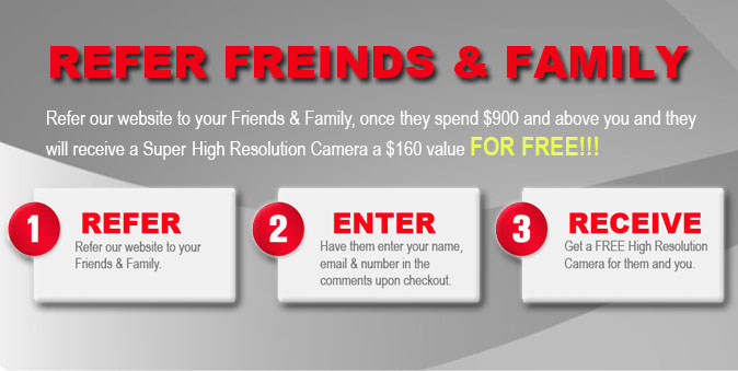 Refer Friend & Family